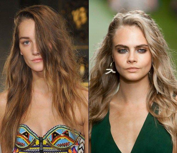capelli parte laterale primavera tendenza 2014