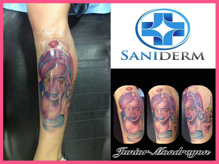 Saniderm at work we 39 re glad to hear you 39 re enjoying the for Best way to heal a tattoo