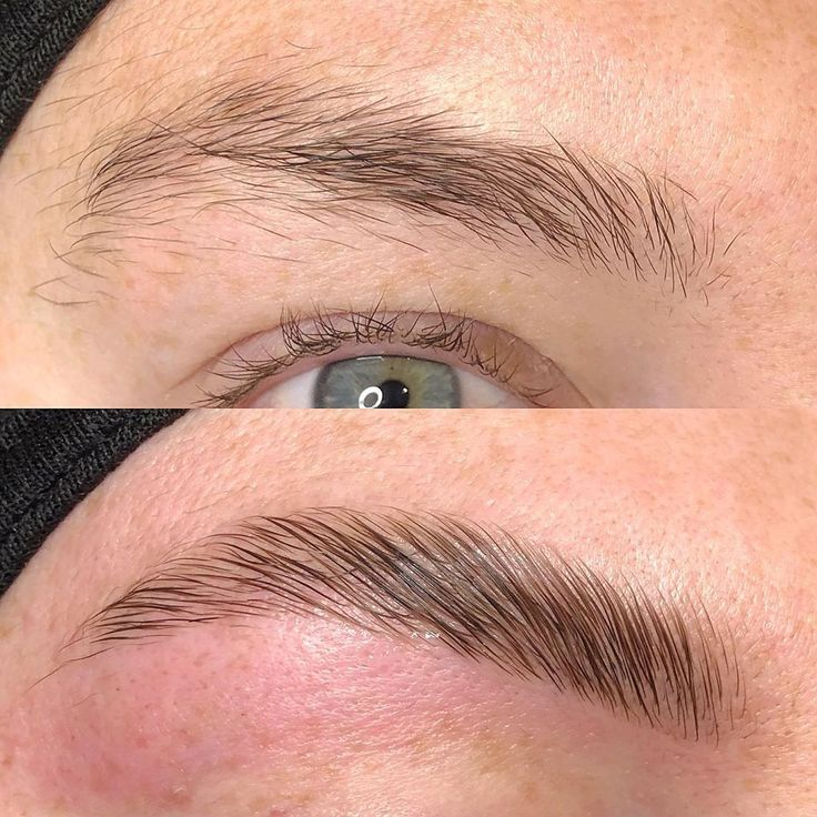 Fluffy Brows Brow Lamination Brow Lamination Works Very Similar To A Lash Lift In 2020 Lash Lift Lashes Brows