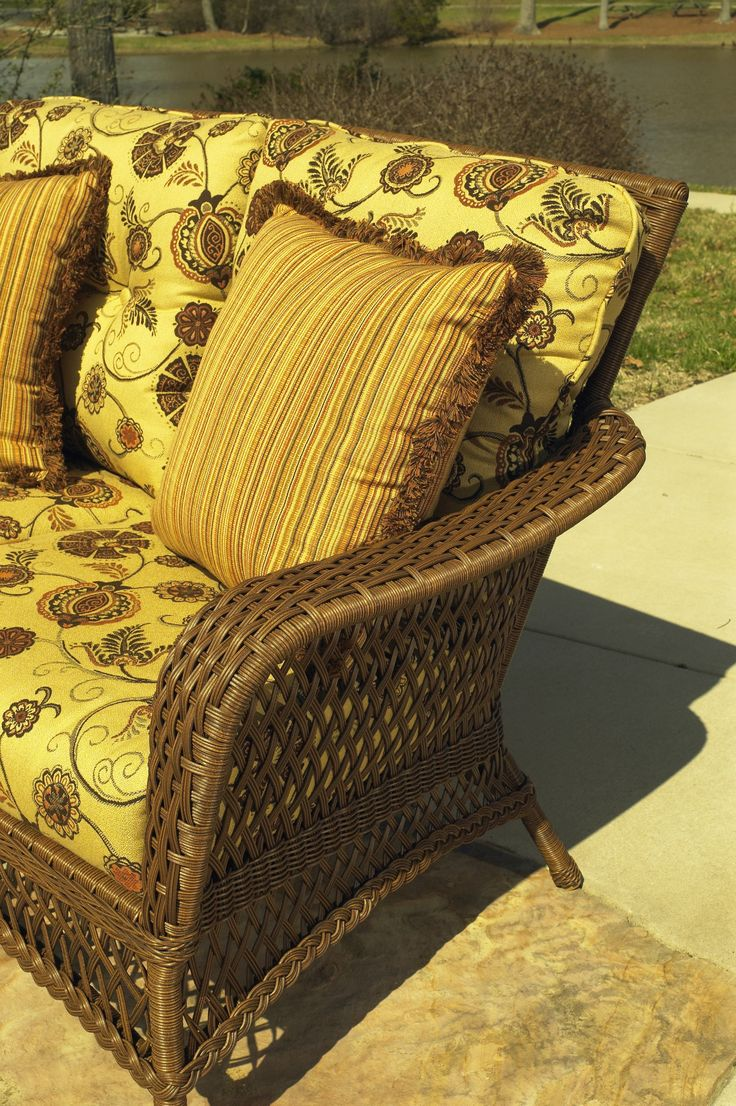 Wicker Paradise Sells Outdoor Wicker Furniture Sets, Including Brown Wicker  Patio Furniture And An Attractive Outdoor Wicker Daybed. Part 43