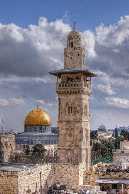 Masjid Al Aqsa, Jerusalem
