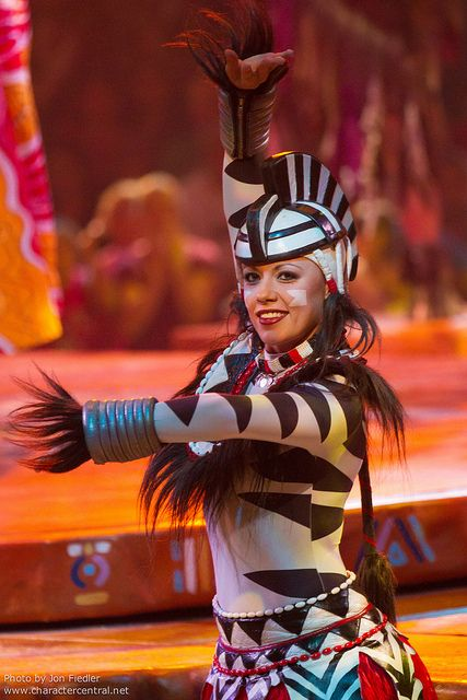 WDW Feb 2012 - Festival of the Lion King | Flickr - Photo Sharing!