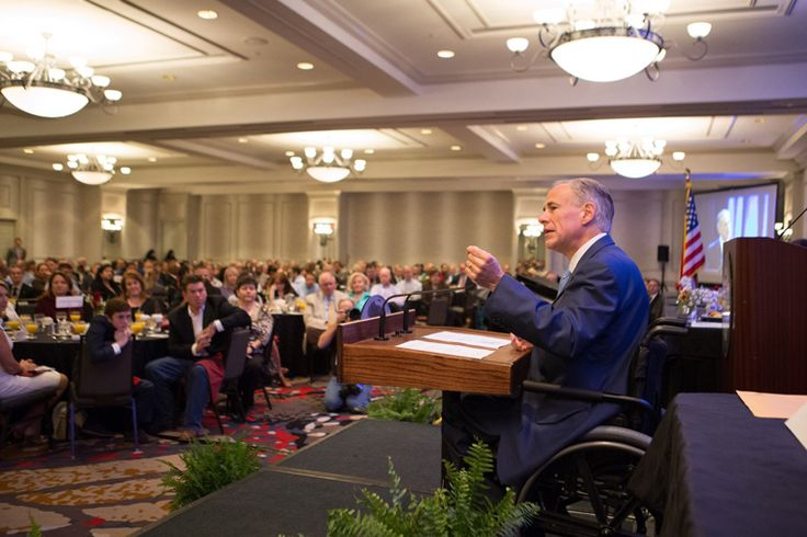 Office of the Governor - Greg Abbott - [Press Release] Governor Abbott Attends Texas National Day Of Prayer Breakfast