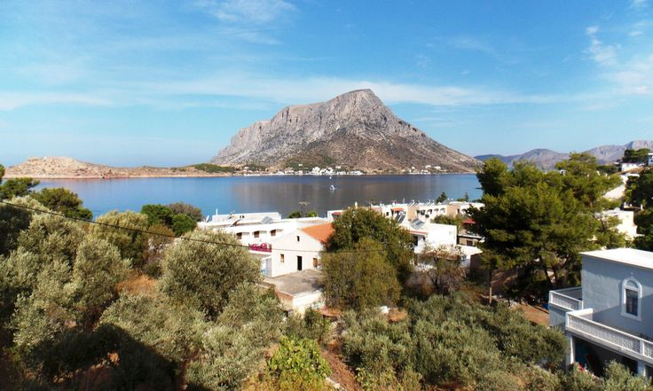 Island hopping in Greece's Dodecanese