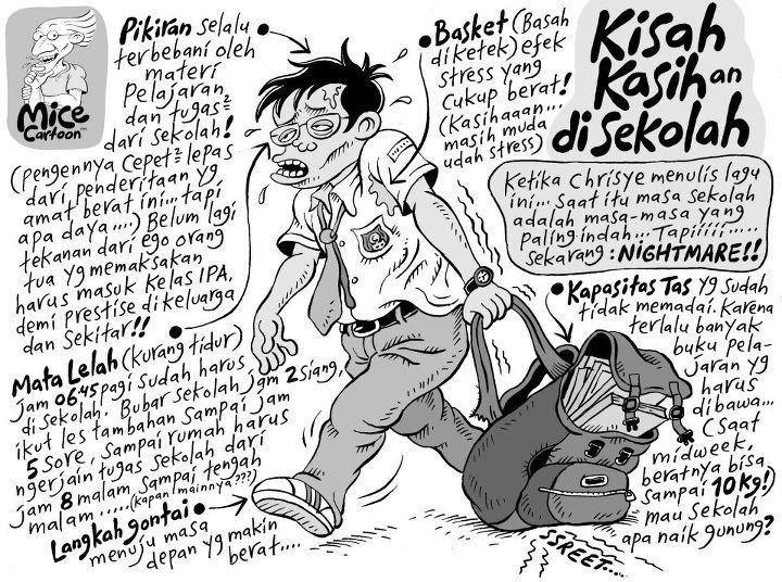 Kisah Kasih(an) di Sekolah (Benny and Mice)