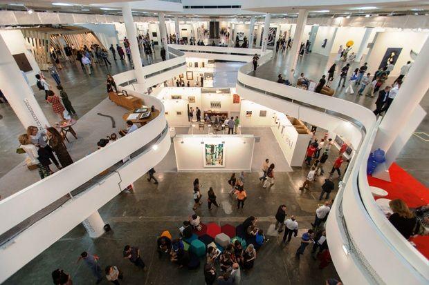 SP-Arte 2016 acontece no Pavilhão da Bienal - Mais 40 Bem Cuidado
