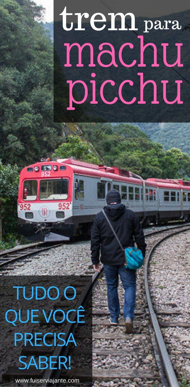 Saiba tudo sobre o trem para Machu Picchu: empresas, quanto custa, quais as opções de trem, e a nossa experiência no trem Vistadome da Peru Rail! #viagem #peru #machupicchu