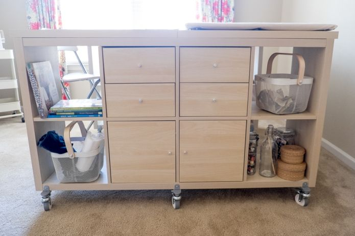 Best Shelving Units For Sewing Rooms