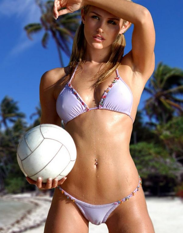 sexy college female athletes