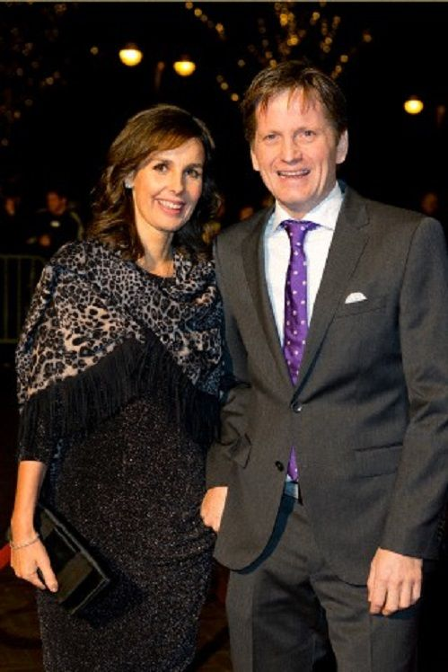 Prince Pieter-Christiaan and Princess Anita of The Netherlands attend the kingdom's concert at the circus theater in Scheveningen, The Hague, 30.11.13.