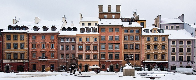 Warsaw Winter