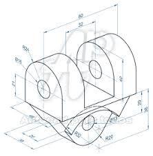Resultat d'imatges de vistas dibujo tecnico ejercicios resueltos cortes y secciones