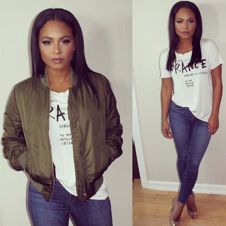 When in the 6... @neosbeauty By Christina Milian #ChristinaMilian