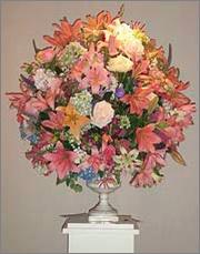 17 Best images about Shapes of Floral Arrangements on