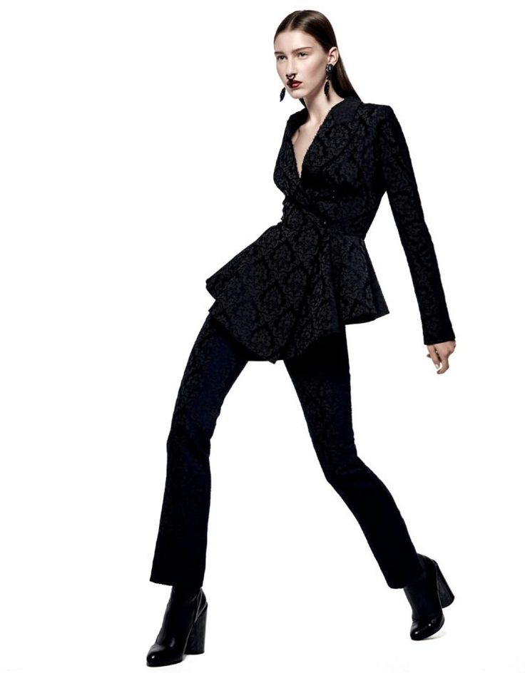 Jason Kibbler for Vogue Russia September 2015