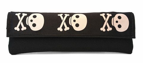 Crossbones/Black EpiPen Carrying Case – EpiKIDS