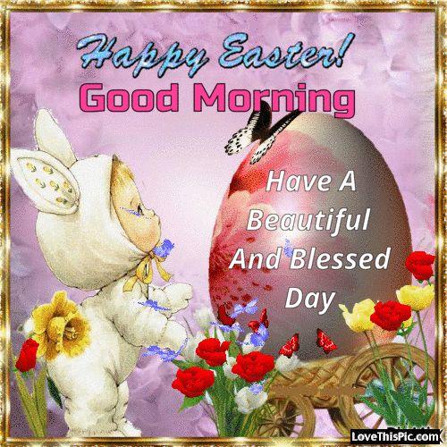 Happy Easter Cara