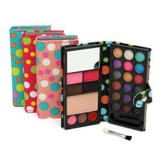 Eye Shadow Palette Makeup Set Shimmer Eyeshadow Lip Jelly Brow Power Foundation Blushes  - Gchoic.com