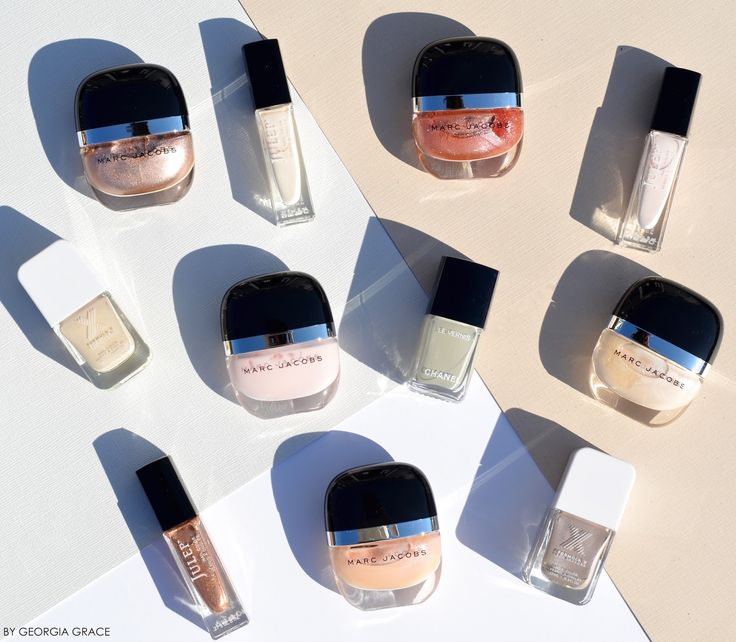 10 Neutral Nail Polishes to Try This Spring – Beauty