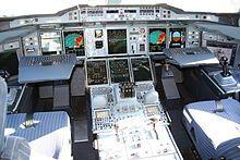 Glass cockpit - Wikipedia, the free encyclopedia