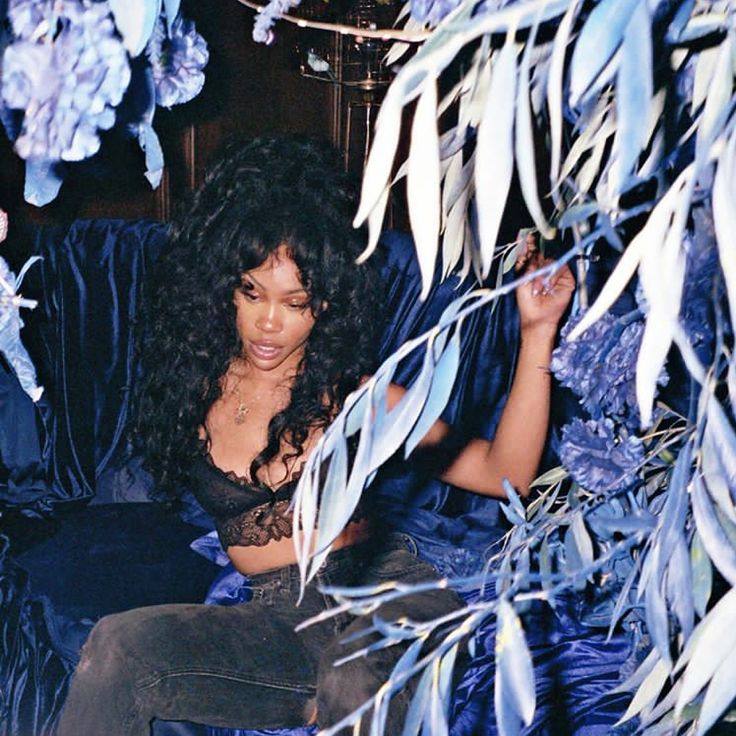 Before that you figured out, that I was just a normal girl • • • @sza #sza #ctrl #tde
