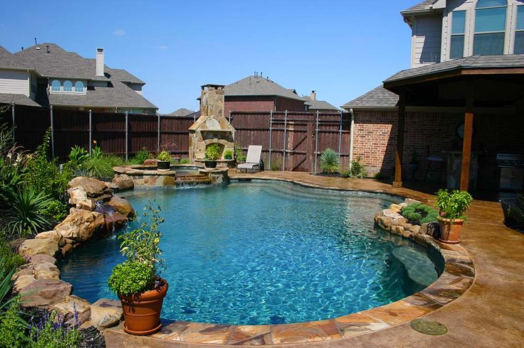 17 Best Images About Pools On Pinterest Gunite Pool