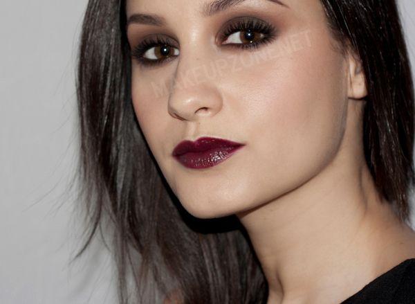 Image Gallery mac dark side lipstick
