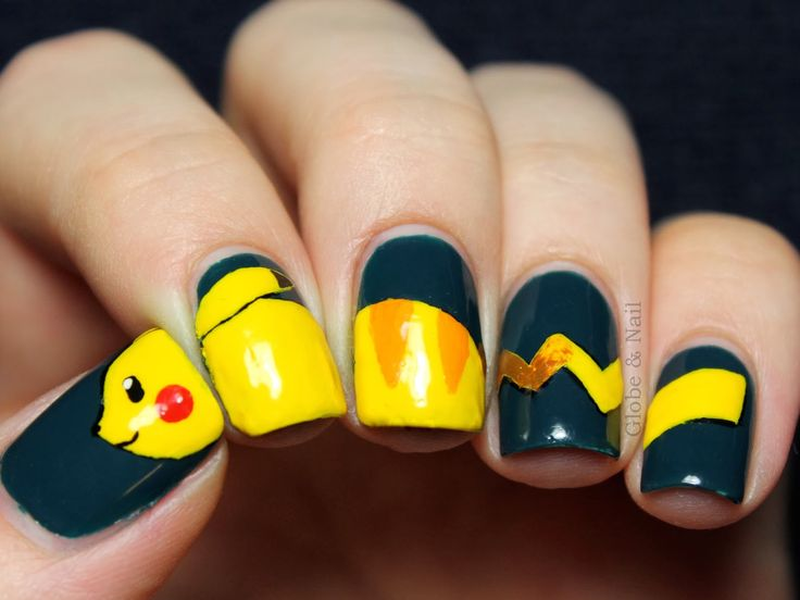Pikachu! So gonna try this :)