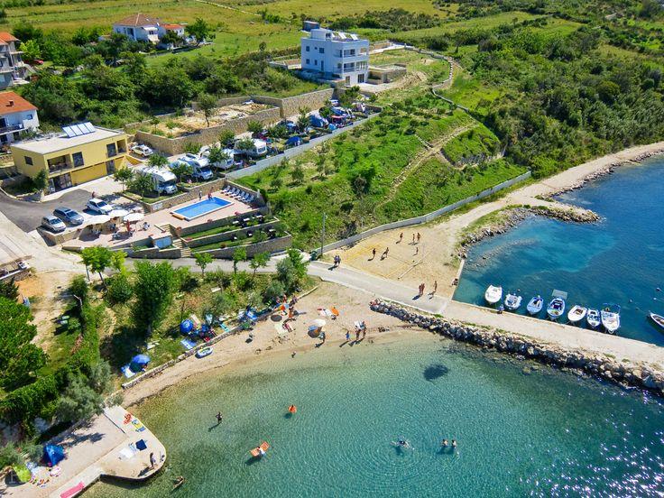 Odmoree Camping, Zadar, Zadarska županija - Pitchup.com