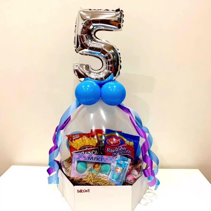 Gifts for kids [Video] in 2020 Balloon gift, Balloons