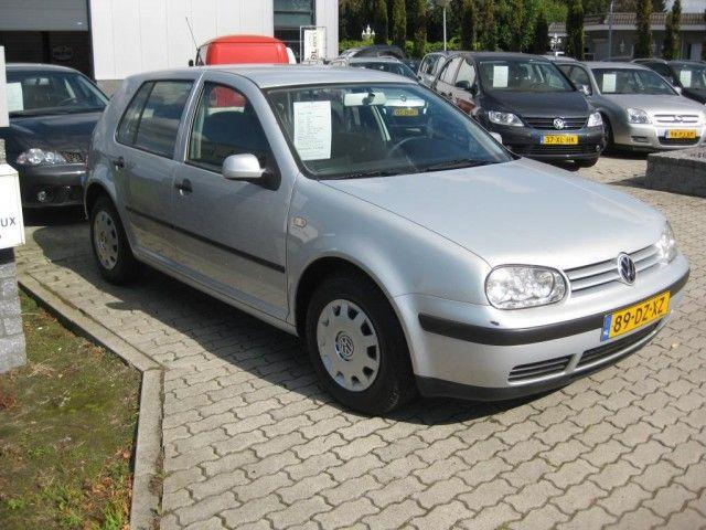Foto's van Volkswagen GOLF 1.4-16V Comfortline, hatchback, bj 2000 op Nederland Mobiel
