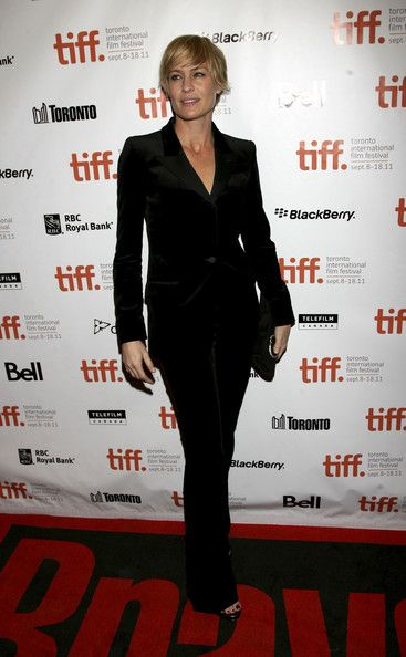 "Robin Wright Photos: ""Rampart"" Premiere - 2011 Toronto International Film Festival"