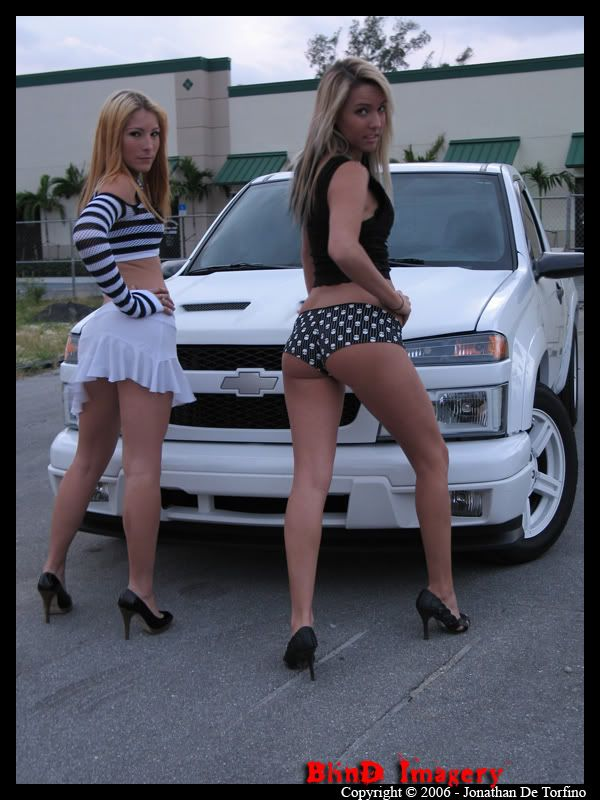 Trucks and Girls - Page 4 - Chevrolet Colorado & GMC Canyon Forum