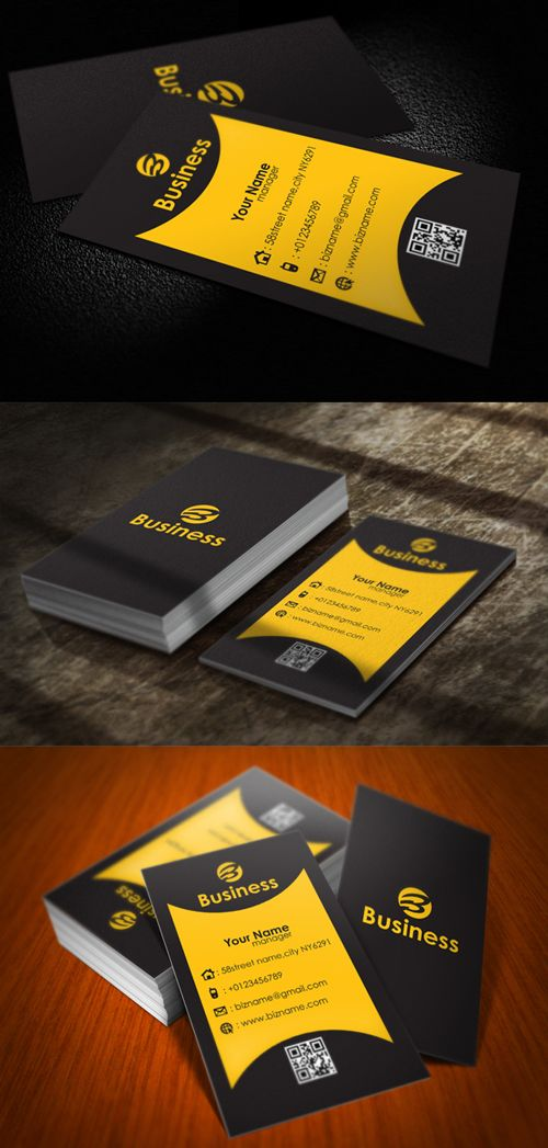 122 best business cards designs images on pinterest business card professional card design reheart Images