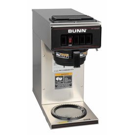 Bunn Vp17-1 12-Cup Stainless Steel Commercial Coffee Maker 13300.0001