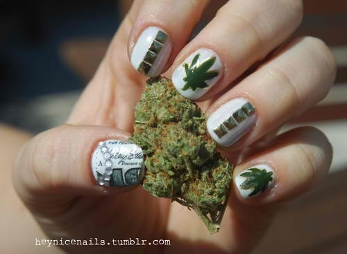 The 25 best weed nails ideas on pinterest long nails matt weed nails prinsesfo Image collections