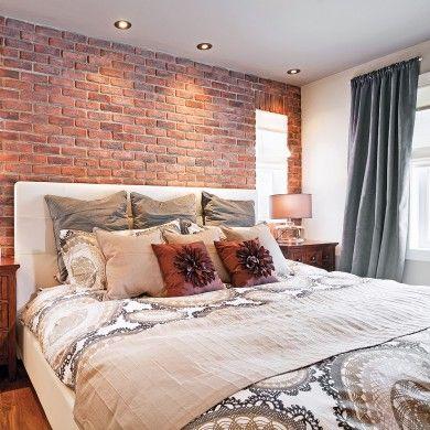 Chambre chaleureuse au charme rustique chambre inspirations décoration et rénovation pratico pratique
