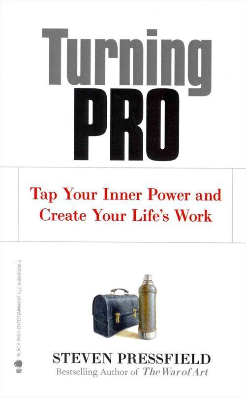 Turning Pro af Steven Pressfield (Bog) - køb hos SAXO.com