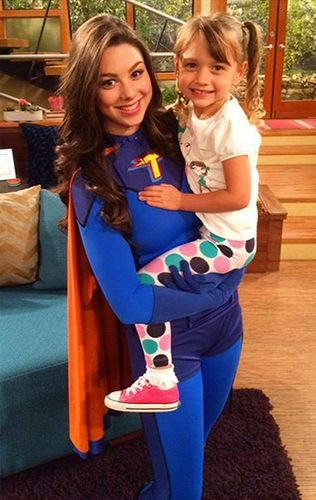 Maya le clark and kira kosarin the thundermans