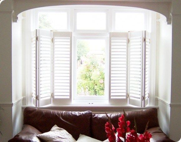 Page 2 Interior Plantation Shutters Gallery | DIY Shutters Images