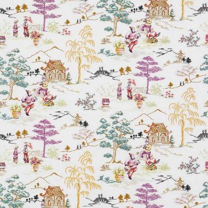 Fabrics, wallpapers, armchairs, sofas, chairs or puffs | Gastón y Daniela
