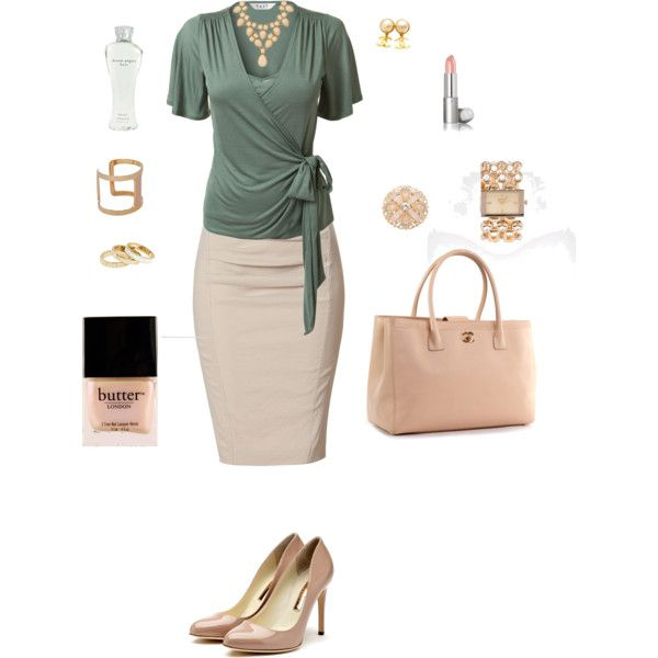 spring work outfit, created by hmccomas2 find more women fashion ideas on www.misspool.com