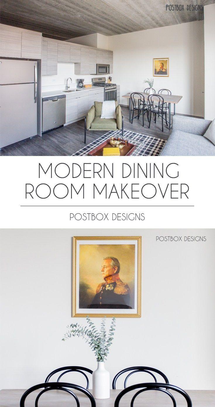 Postbox Designs Modern Boho Living Room Kitchen Dining Room Loft Via Online Interior Design Room Makeover Dining Room Makeover Unique Living Room Furniture