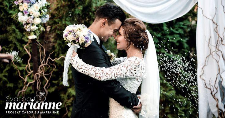 Magazín Marianne připravil pro všechny zamilované velkou soutěž o pohádkovou svatbu. Chcete se letos v létě brát? Zapojte se do soutěže SVATBA MARIANNE. Vítěznému páru zařídíme svatbu!