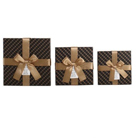 3-in-1 Good Gift Box Case for Wedding party Xmas birthday Present, currently AU$23.99 per set plus postage from crazysales.com.au #giftboxes #partysupplies