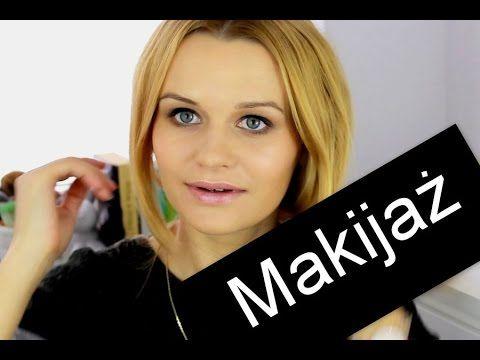 Makijaż codzienny w brązach