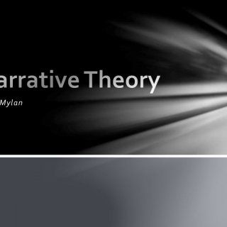 Anna Mylan   Vladimir Propp studied hundreds of folktales and found they contained eight character types and thirty one that move the story along… The 31. http://slidehot.com/resources/narrative-theory.38064/