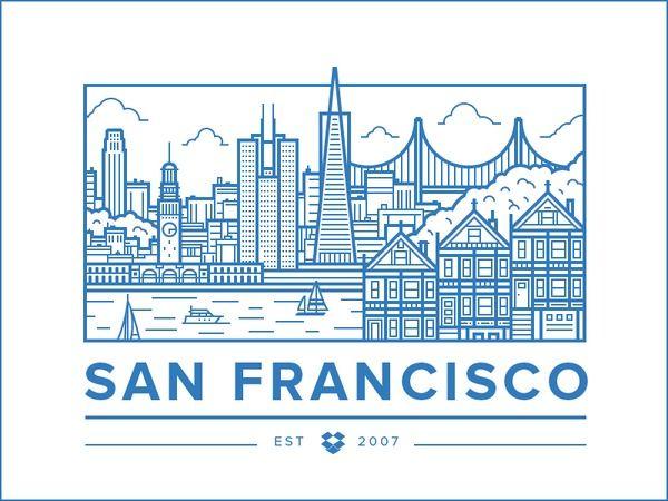 Illustration / San Francisco Office