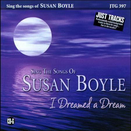 Karaoke Songs on CDs - carosta.com - Hundreds of Karaoke CDs to choose from - Karaoke: Sing the Songs of Susan Boyle CD