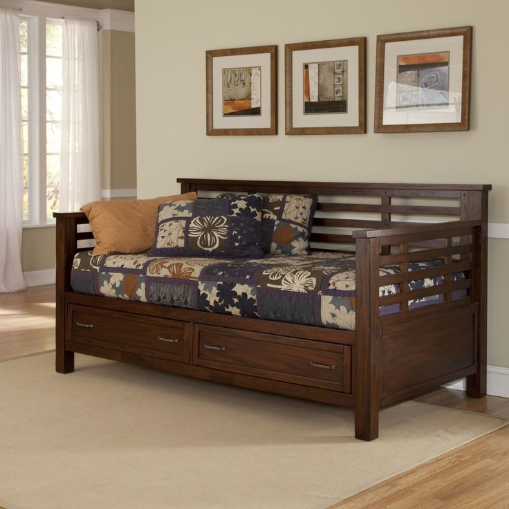Cabin Creek Storage Daybed By Home Styles